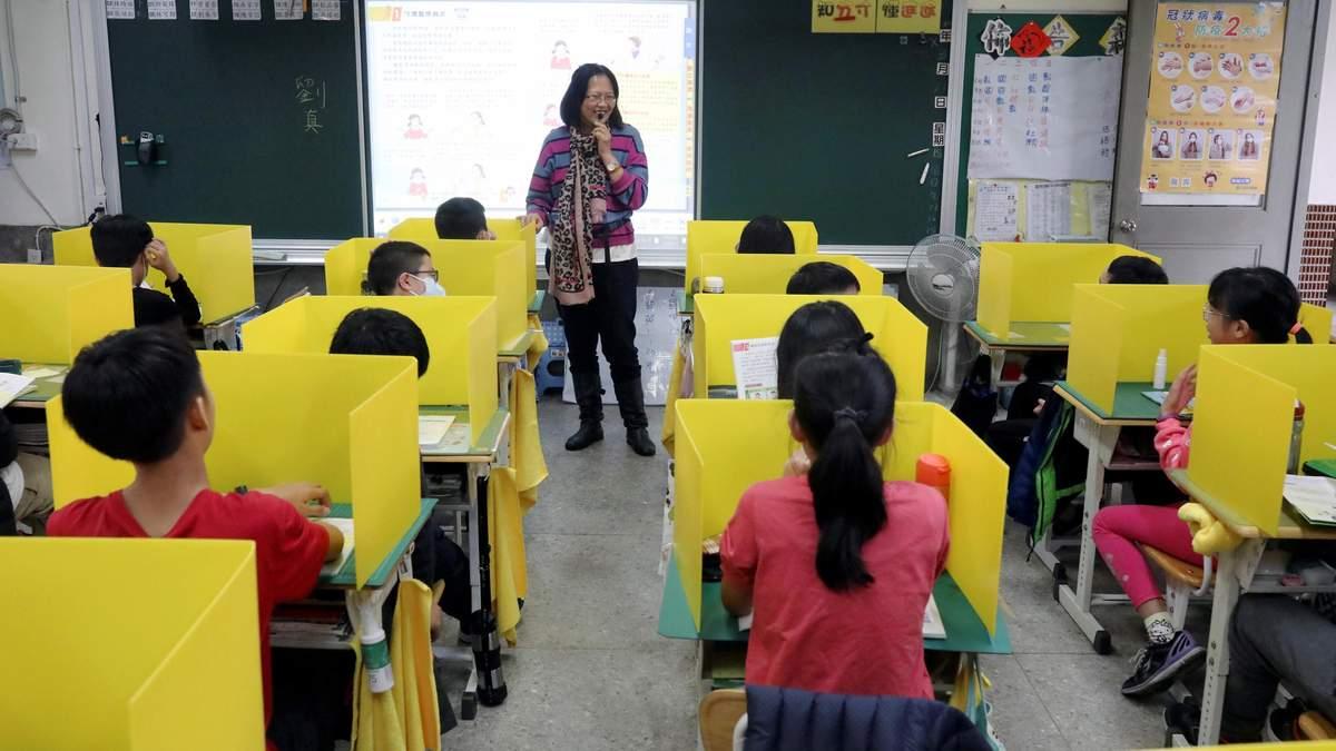 Приклад інших: як відомі країни відкривали школи під час карантину