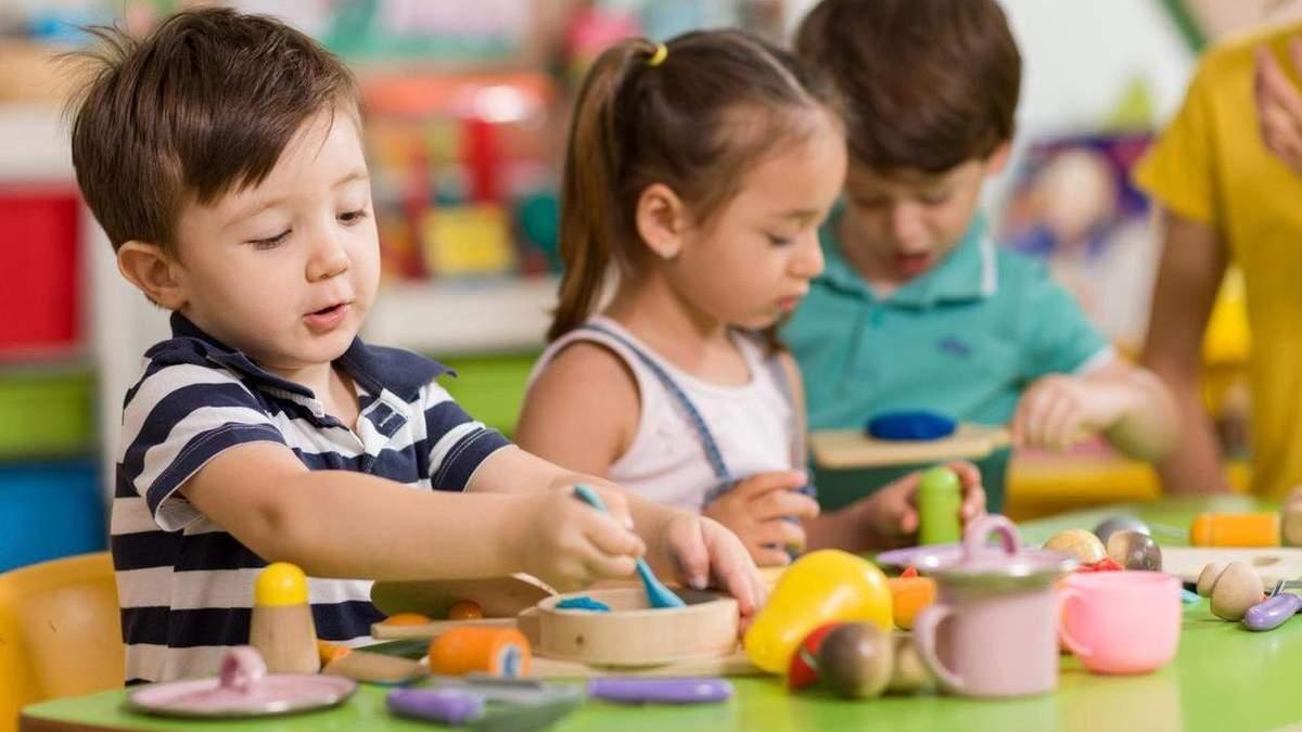 Як мають працювати дитячі садочки у новому навчальному році: рекомендації МОН