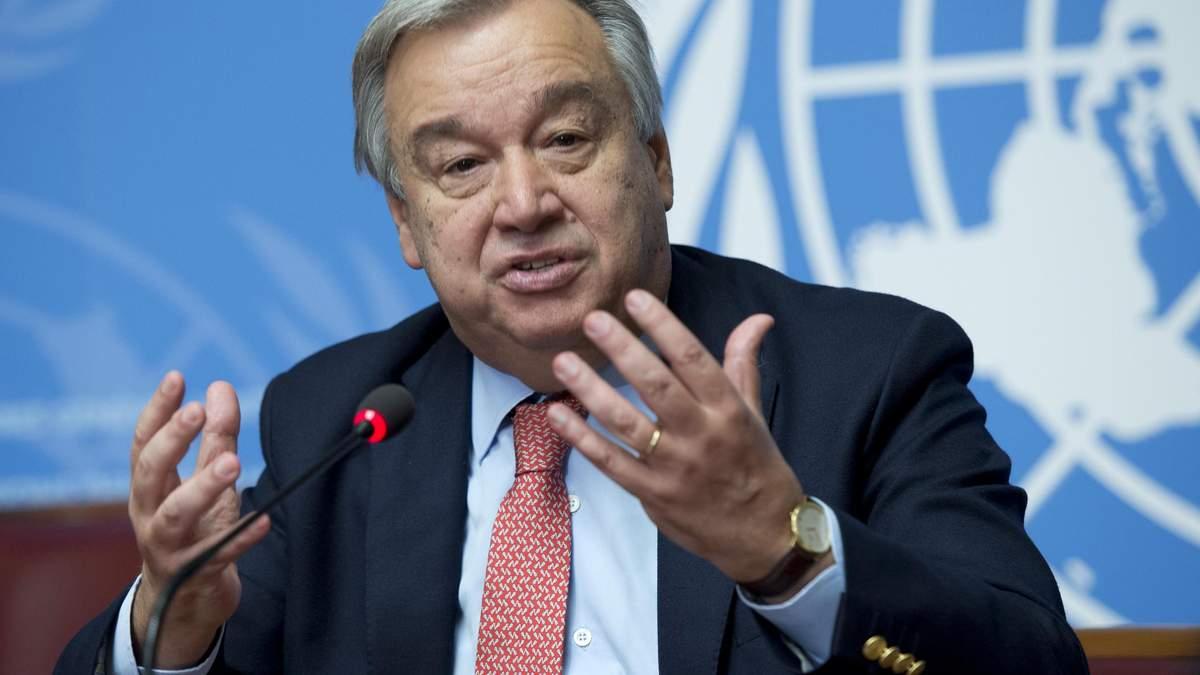 Как спасти образование в условиях пандемии: генсек ООН озвучил план