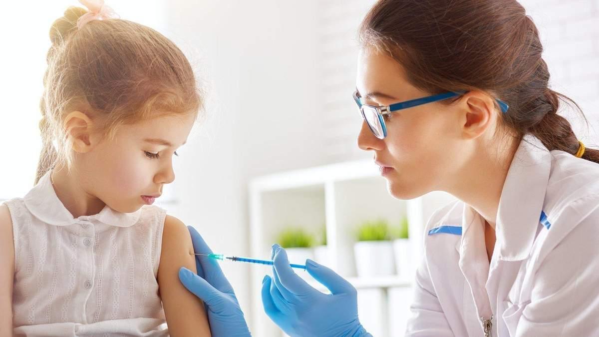 Какие прививки должны иметь дошкольники и школьники