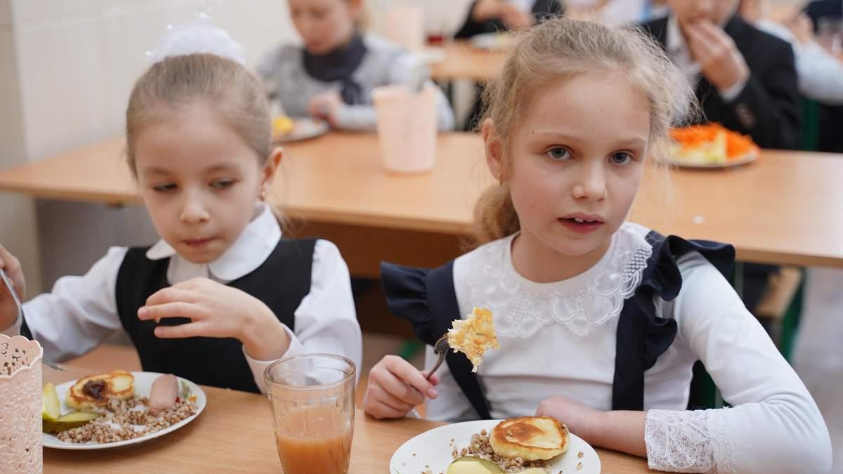 Кабмин одобрил реформу питания в школах: что предполагается
