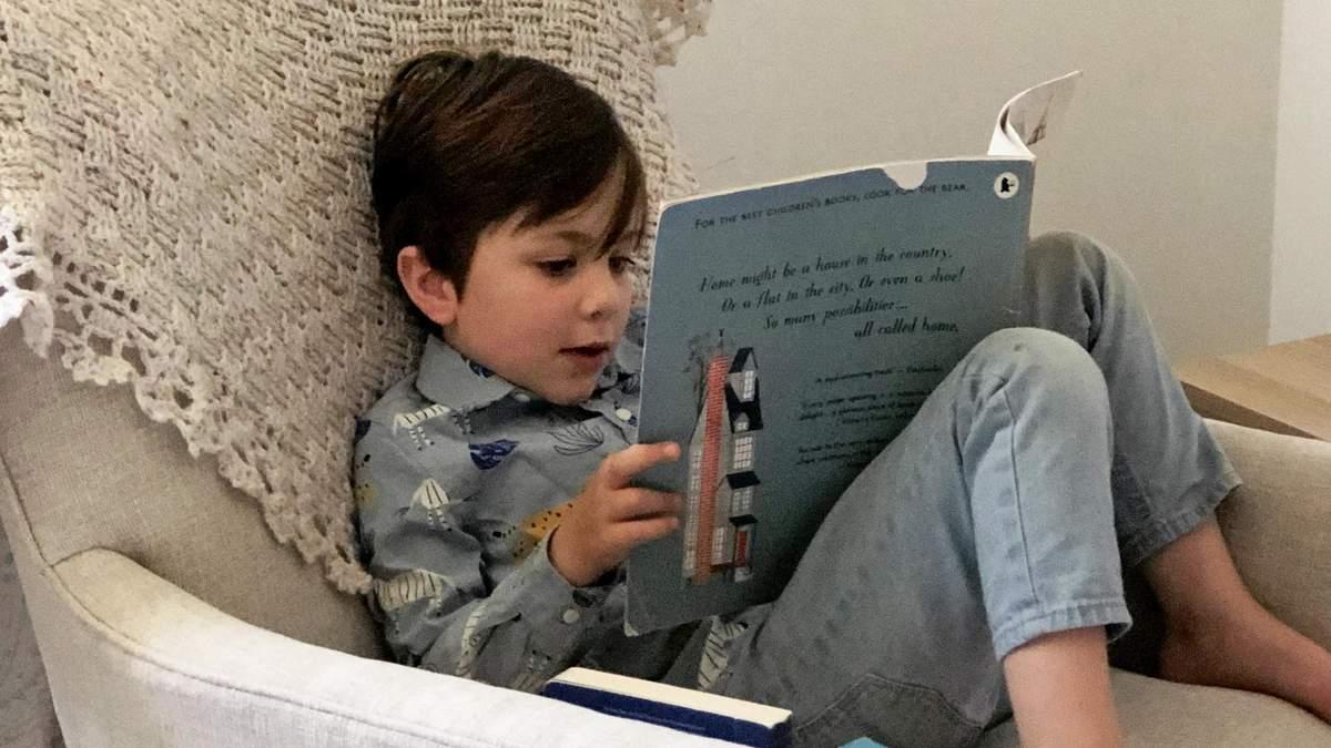 У Британії випустять книгу 4-річного Надіма Шамма-Сургам