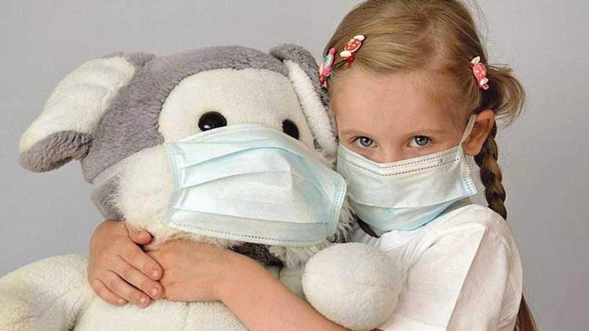 Дети могут не ходить в садики, если боятся коронавируса
