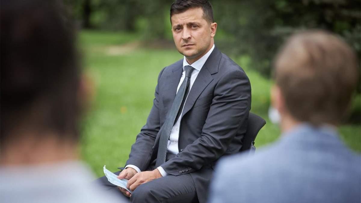 Зеленський пообіцяв підняти зарплати вчителям до кінця своєї каденції