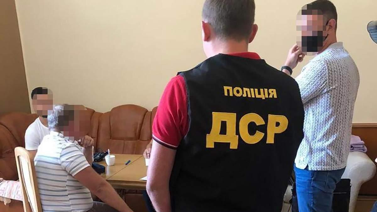 В Днепре ректора университета задержали на взятке