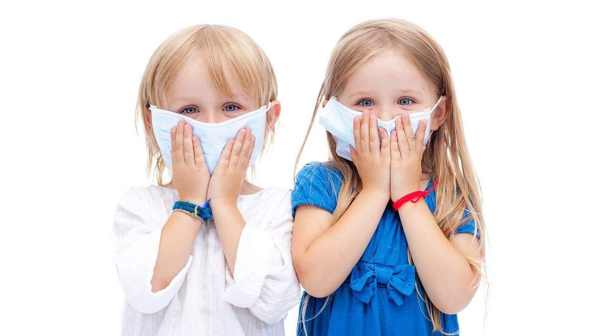 Хто має забезпечувати дітей у садочках захисними масками