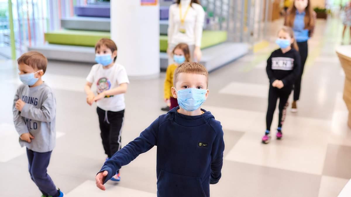 Правило пузырьков между учениками могут ввести в школах Украины