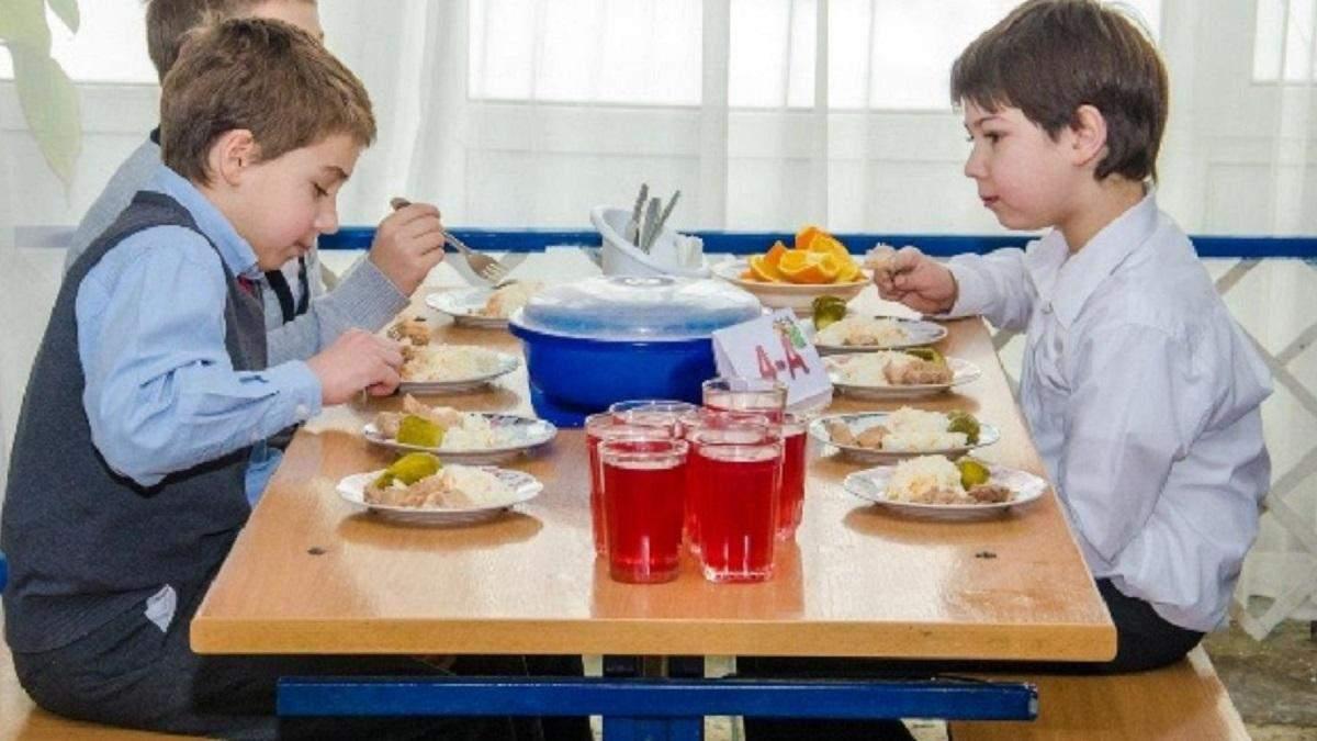 Як працюватимуть шкільні їдальні з 1 вересня 2020: роз'яснення МОН
