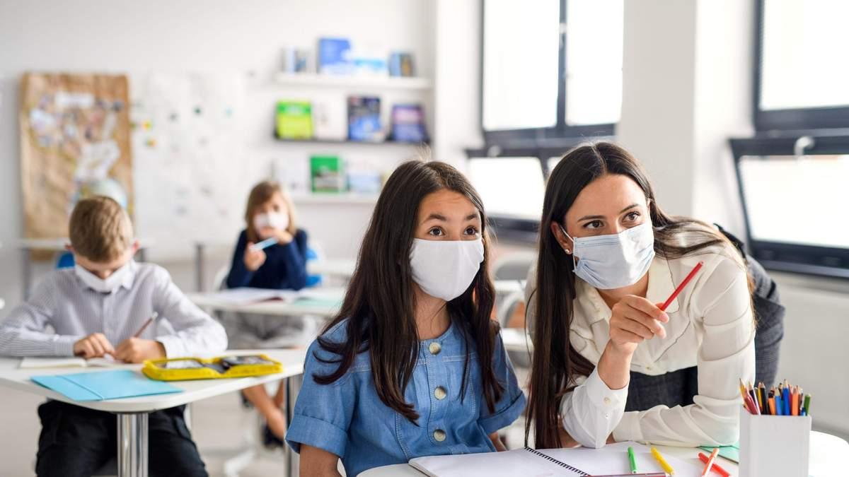 У МОЗ назвали нові правила організації навчання у школах: деталі