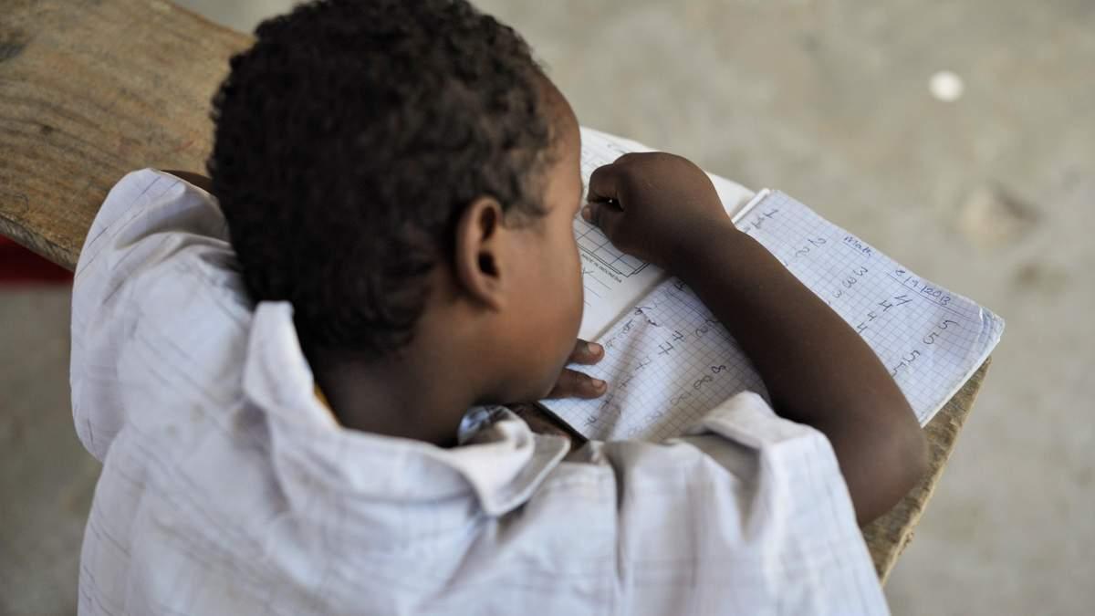 Треть детей в мире не имеют доступа к дистанционному образованию