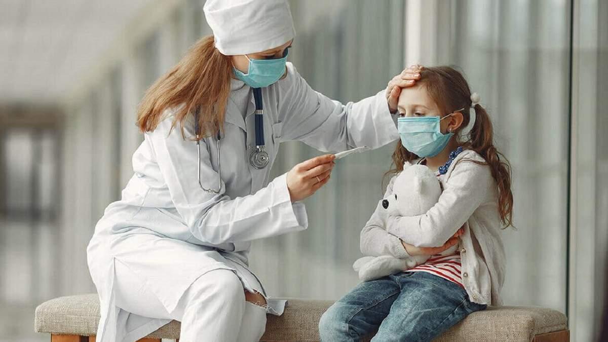 Хворих на COVID-19 серед учнів 1-4 класів важче виявити: дослідження