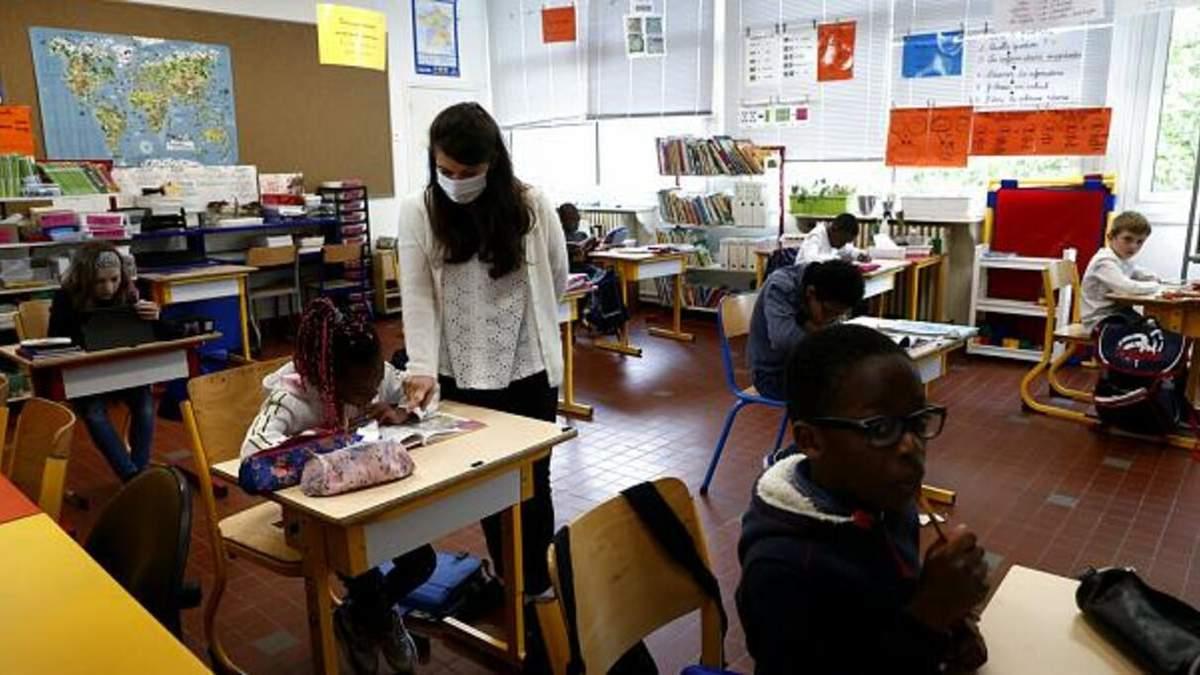 У ЄС кажуть, що спалаху коронавірусу у школах не повинно бути