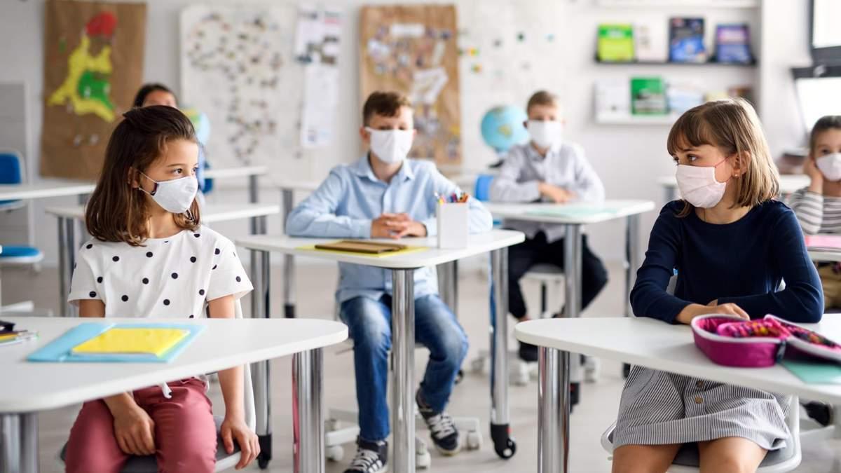 У школах проводитимуть перевірки на дотримання правил карантину
