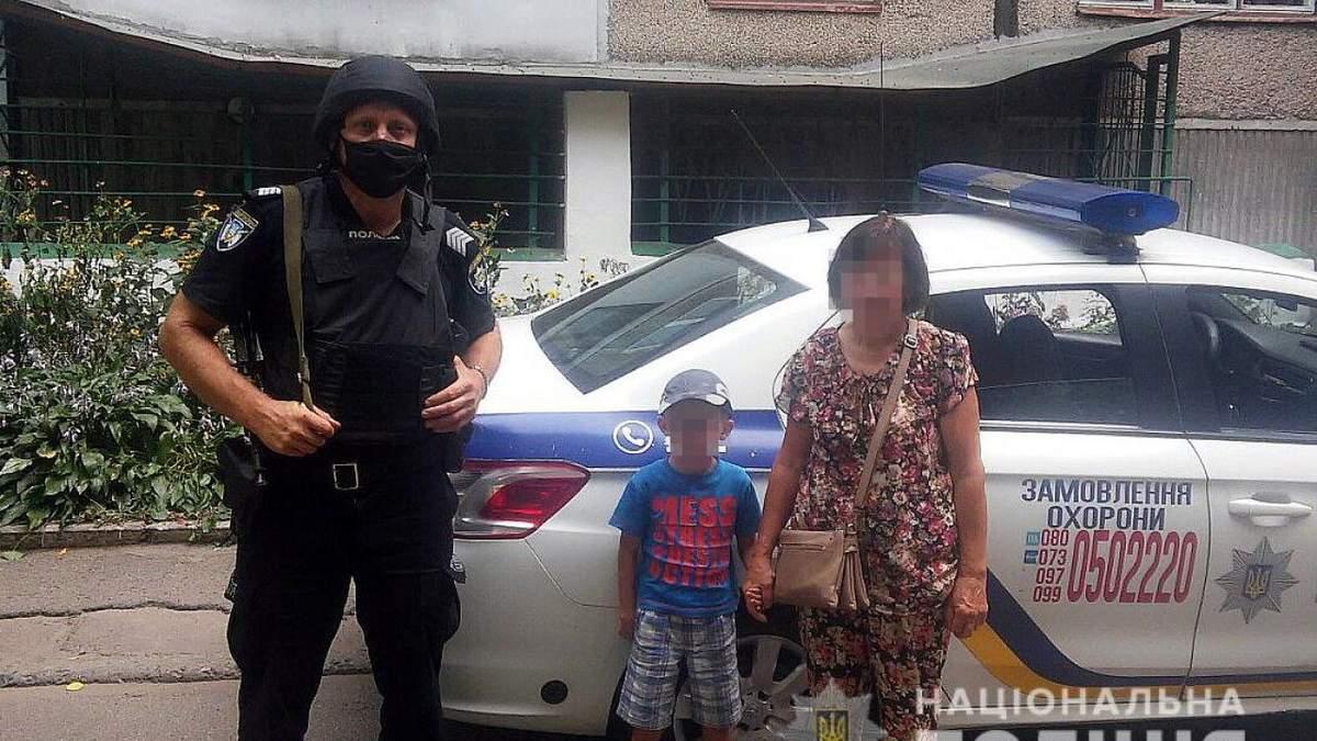 В Черкассах 5-летний мальчик сбежал из детского сада на аттракционы