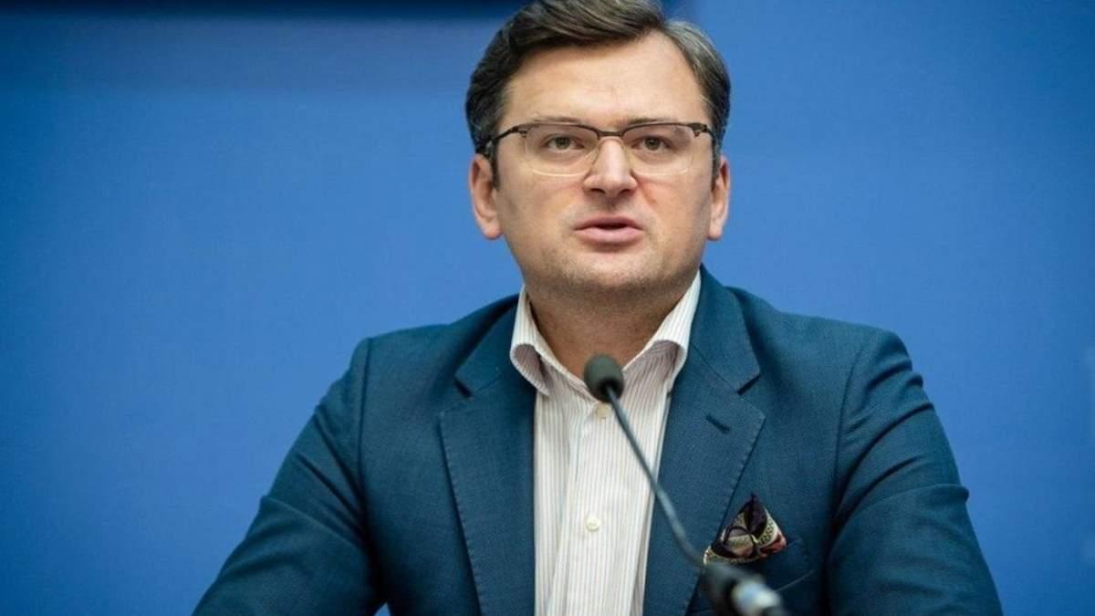 Україна не змінюватиме закону про освіту на вимогу інших країн: Кулеба