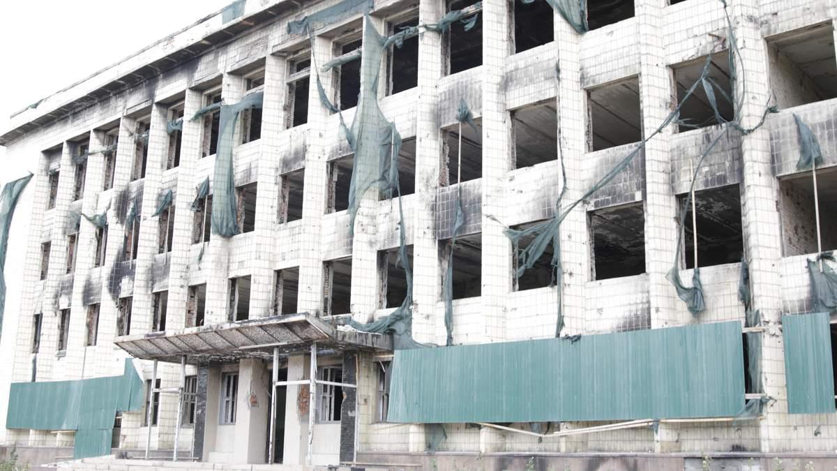 Сколько школ было повреждено за время военных действий в Украине