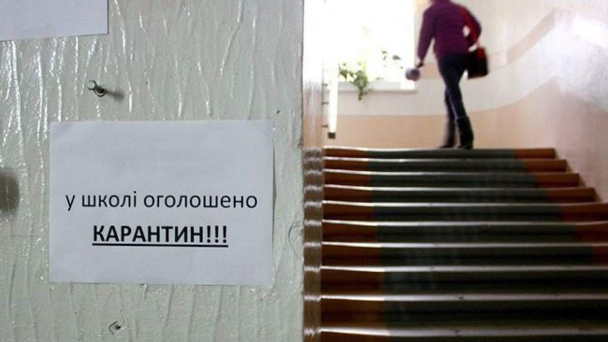 Карантин у Києві: скільки учнів і вчителів захворіли на COVID-19
