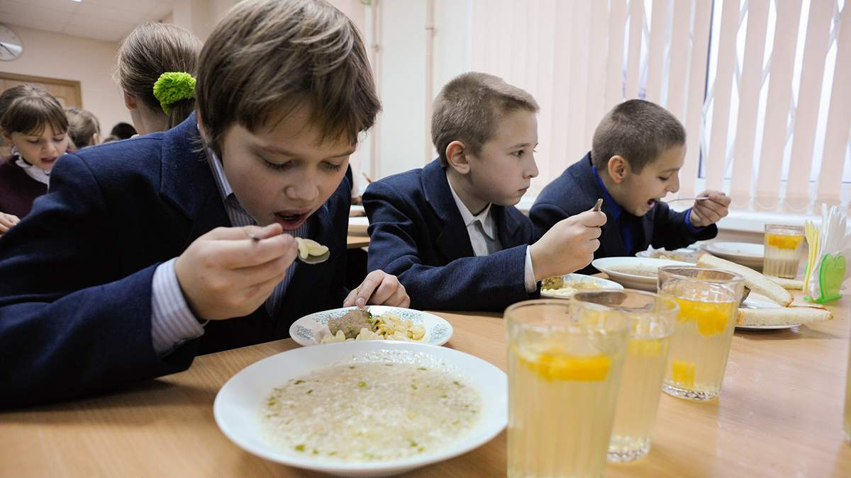 Як учні і батьки оцінюють харчування в школі: цікаві результати опитування