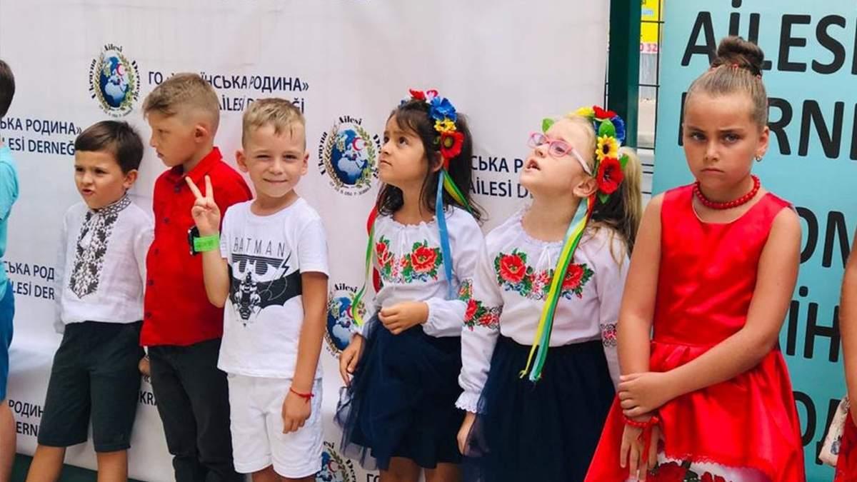 Ученики начали обучение в украинской школе в Анталии