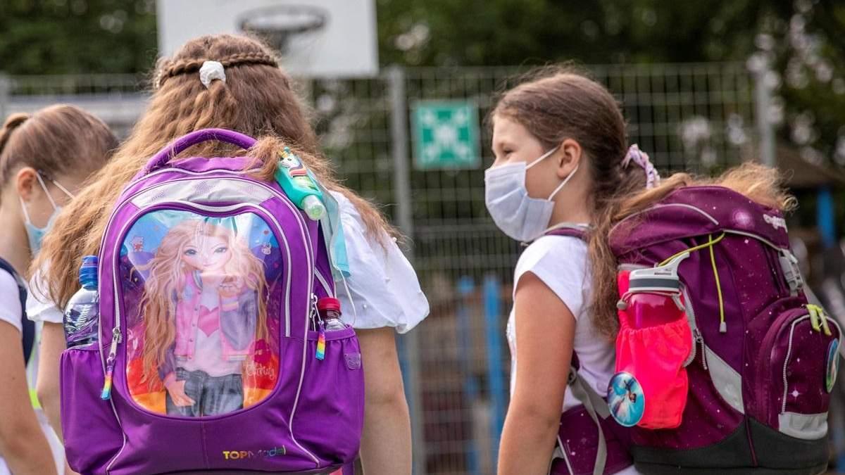 ПЦР-тест: как ученикам можна вернуться в школу после самоизоляции