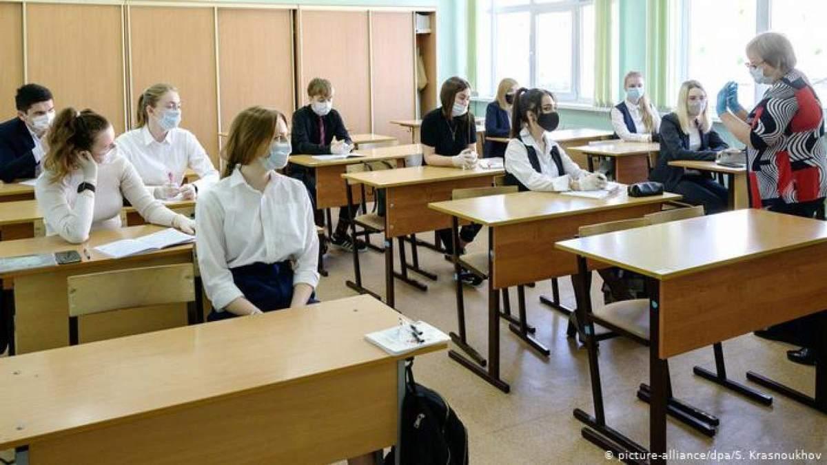 Відкриття шкіл та відсутність там вентиляції призведе до тотального карантину, – епідеміолог