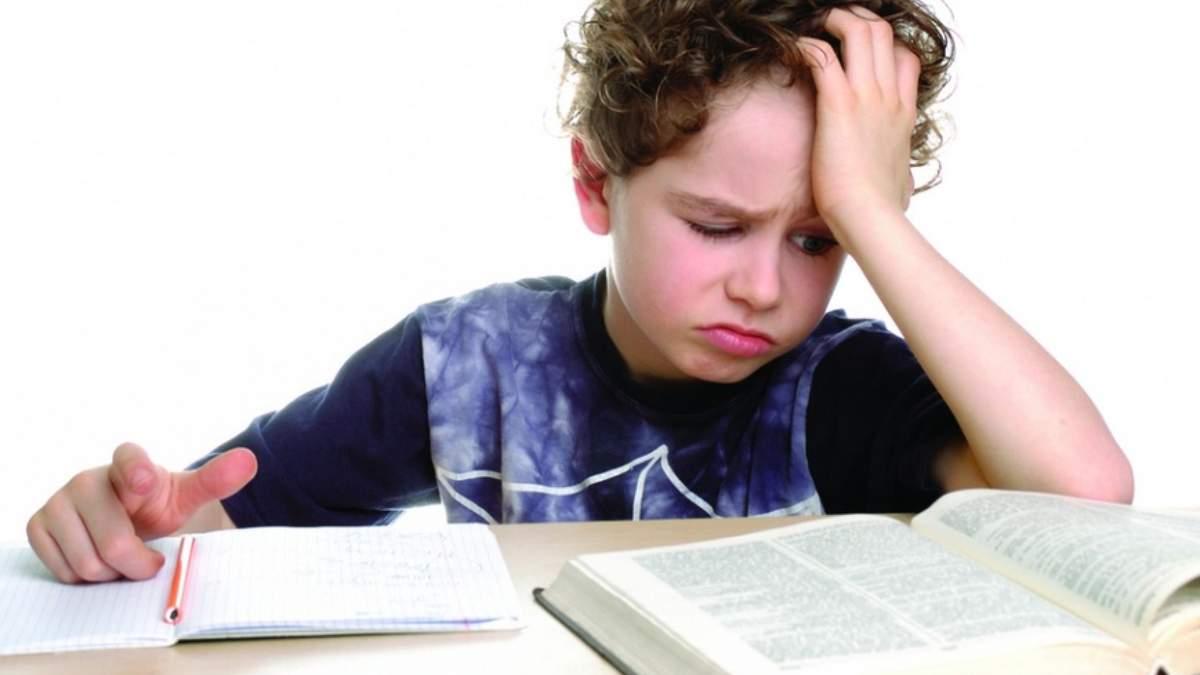 Скільки часу учні 1 – 4 класів мають витрачати на домашні завдання