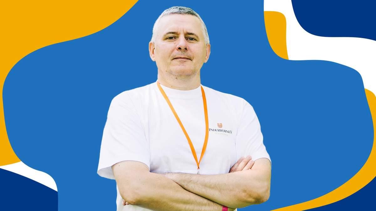 Василь Дяків – переможець Global Teacher Prize Ukraine 2020