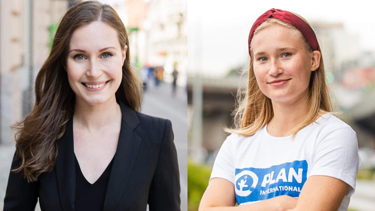 У Фінляндії школярка на один день зайняла посаду прем'єр-міністерки