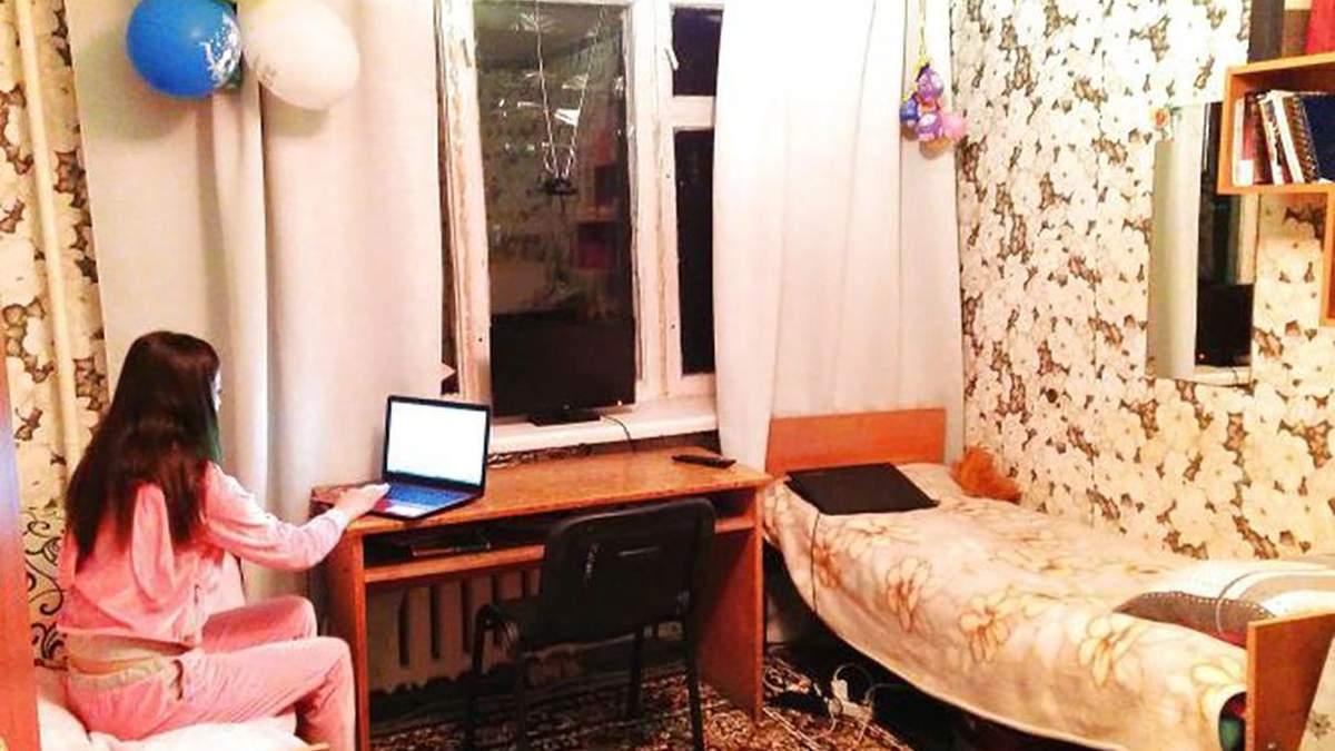 Студенты из Крыма и Донбасса останутся в общежитиях на онлайн-обучения