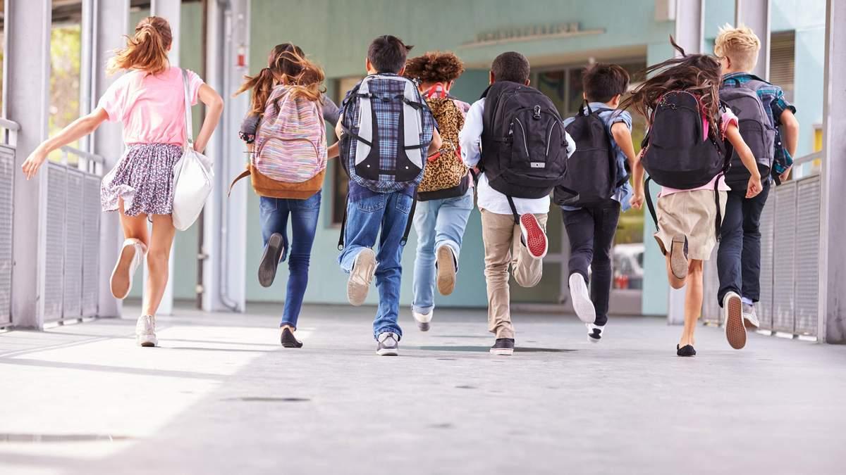 Школы Киеве ушли на каникулы с 21 по 29 октября 2020, – Кличко