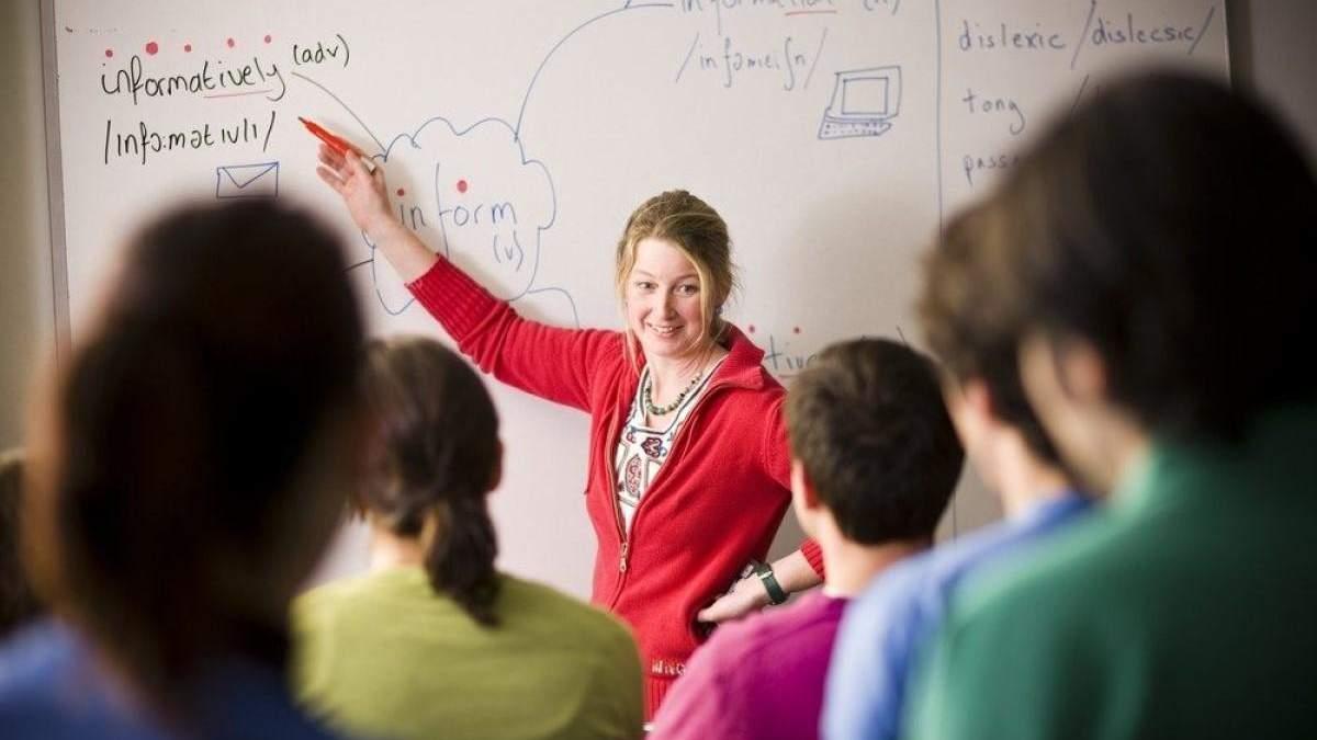 МОН будет готовить учителей английского языка по новой моделе: детали