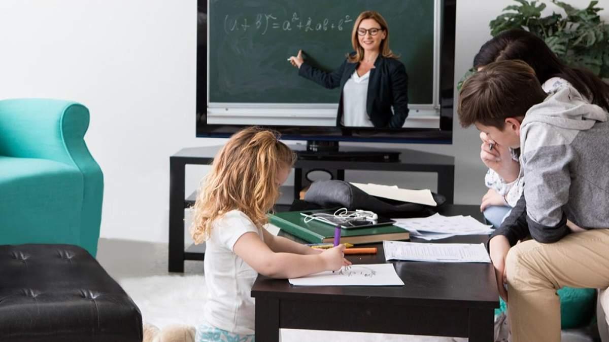 Уроков по телевидению для учеников не будет: еде и когда они появятся