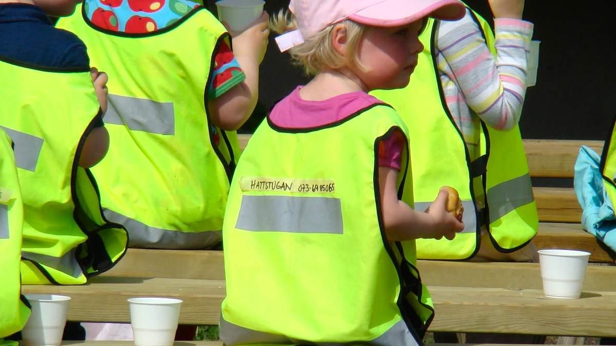 Как воспитывают детей в садиках Швеции: интересные факты