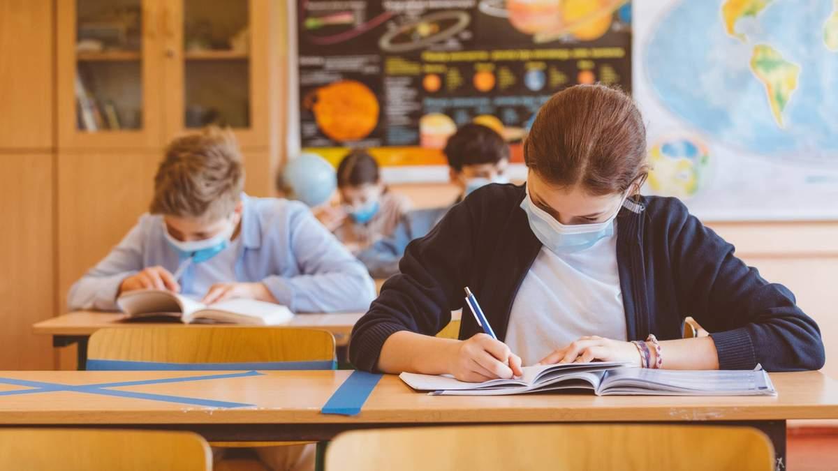 У Києві після канікул 8 шкіл працюватимуть дистанційно, інші – очно