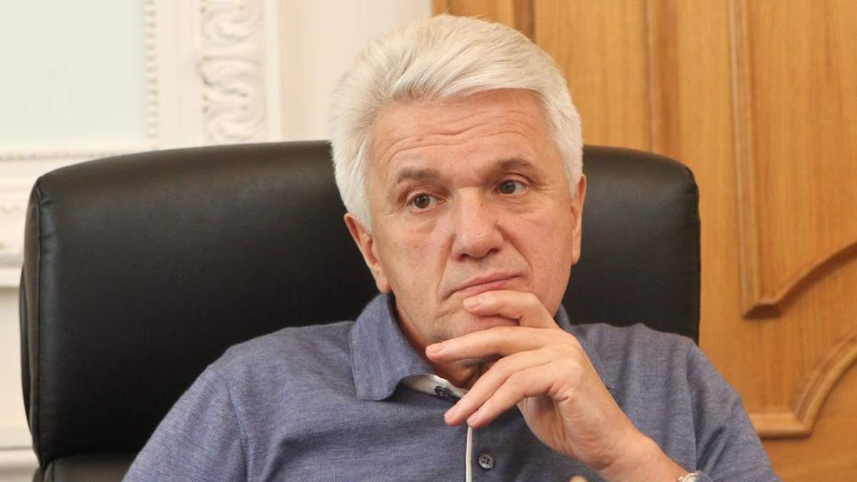 Володимир Литвин не претендує на посаду ректора КНУ через COVID-19