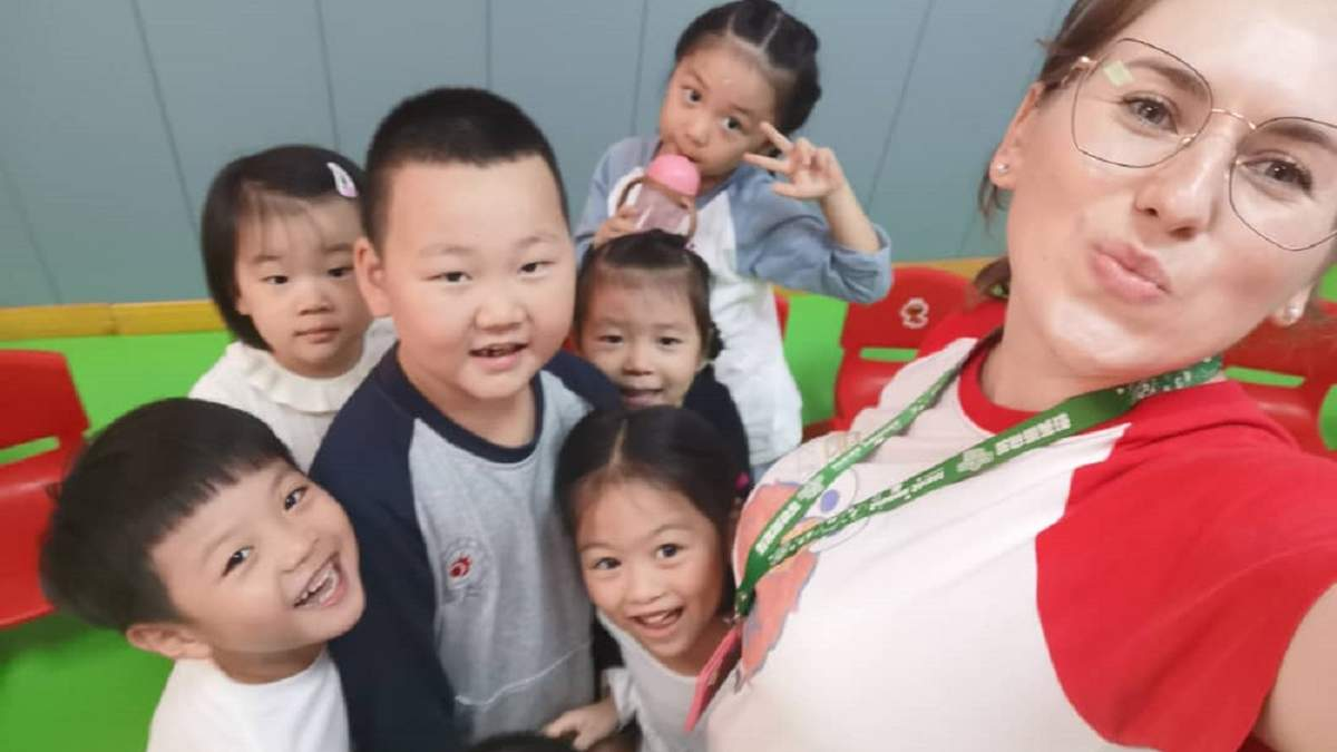 Как учат детей в школах Китая: история украинской учительницы