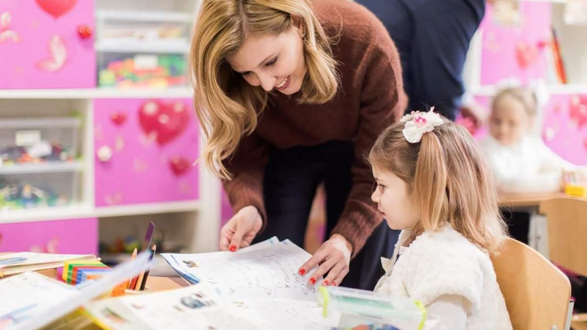 В Украине согласовали новые правила школьного питания, - Зеленская