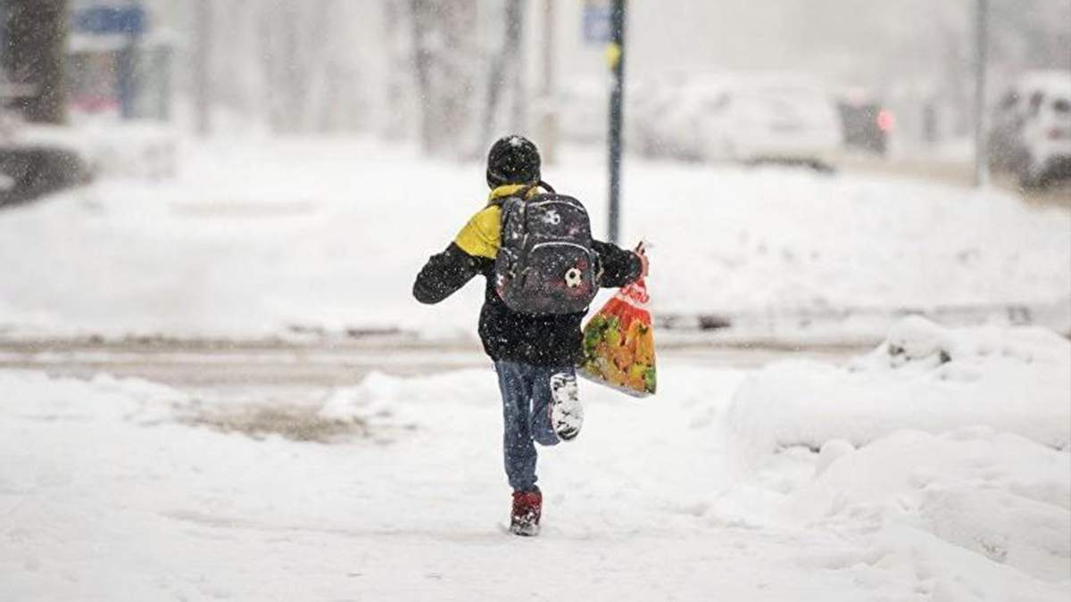МОН: Двойные зимние каникулы – это фейк: когда будут отдыхать ученики