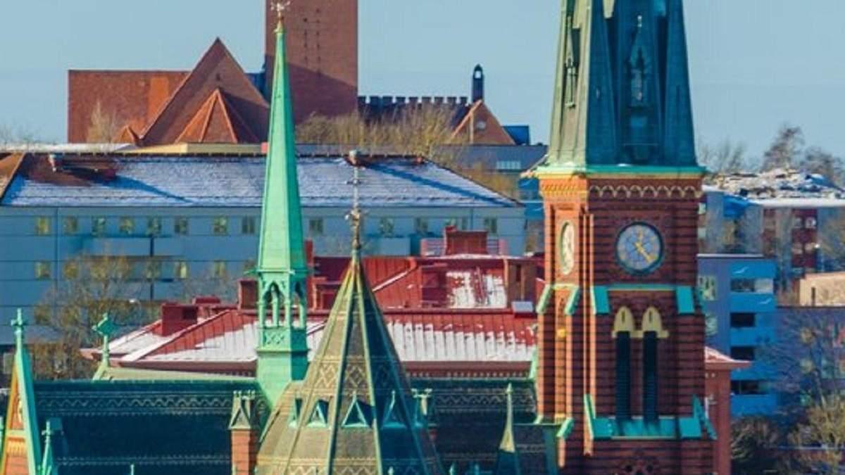 В шведском Гетеборге в школах будут изучать украинский язык