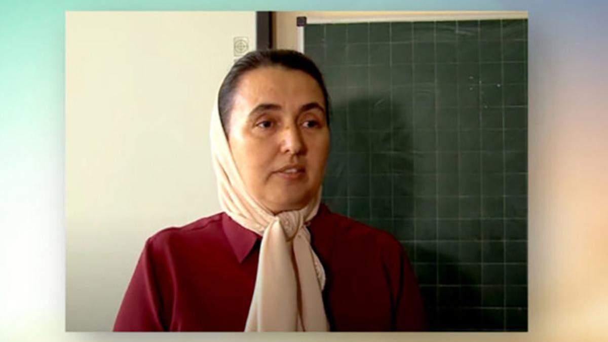 Учительница в Вараше не носит маску даже после 17 000 штрафа