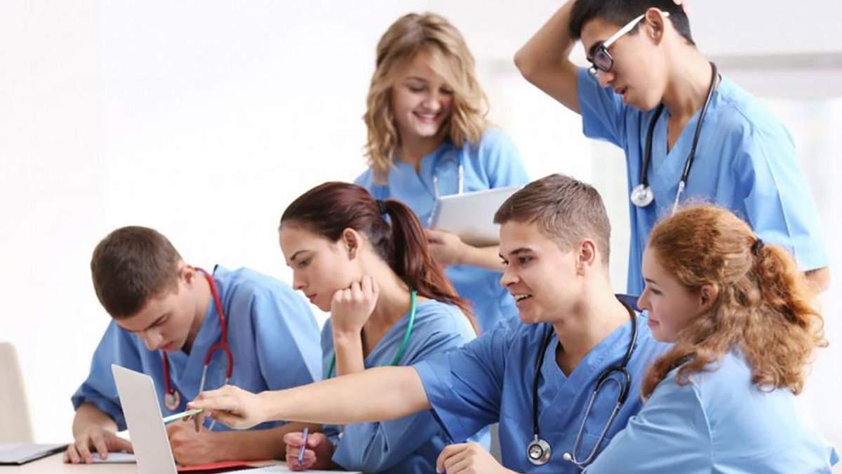 Як абітурієнти вступатимуть на медичні спеціальності у 2021 році