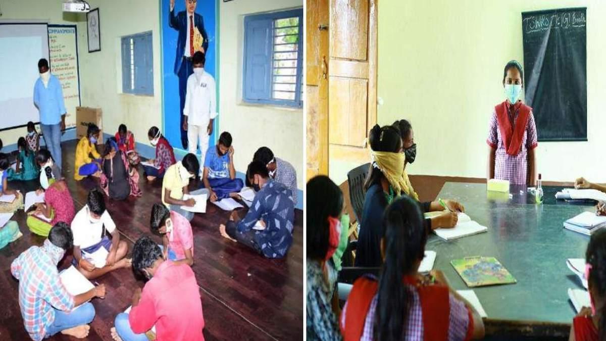 Навчання без вчителів: цікаві факти про те, як навчаються учні в Індії