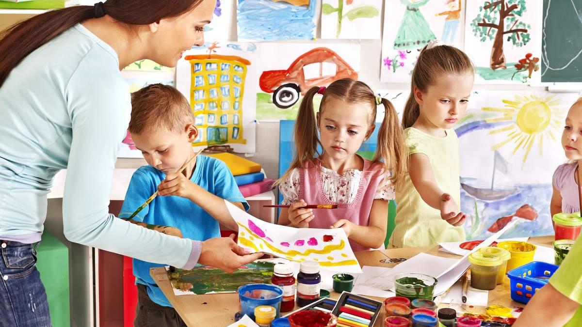 В Україні створили понад 10 тисяч місць для дітей у садочках у 2020