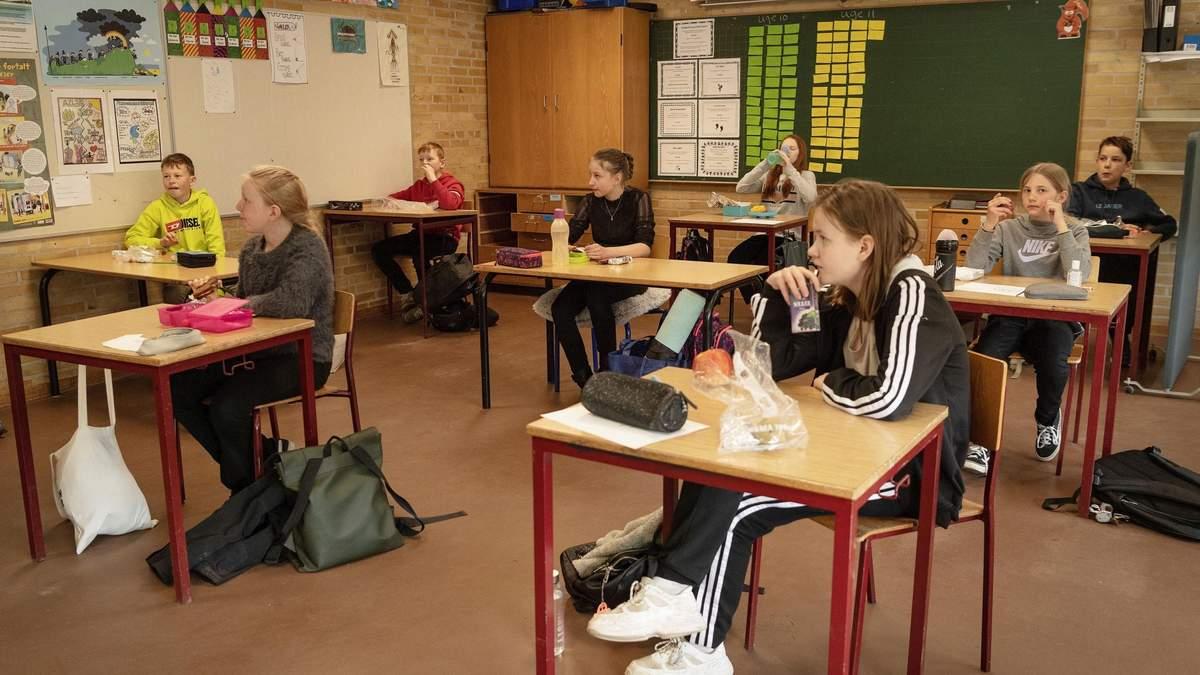 Как работают школы мира во вторую волну COVID-19
