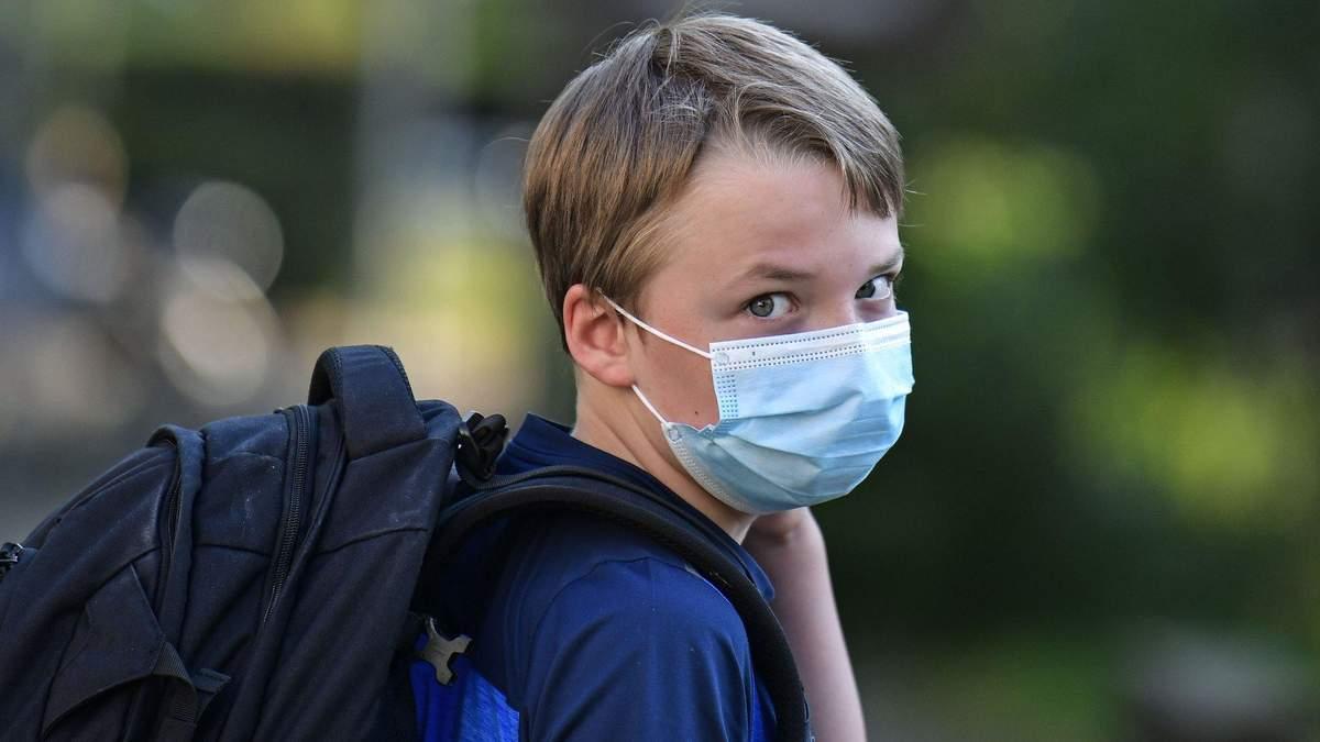 Школи не є головним фактором передачі коронавірусу, – ЮНІСЕФ