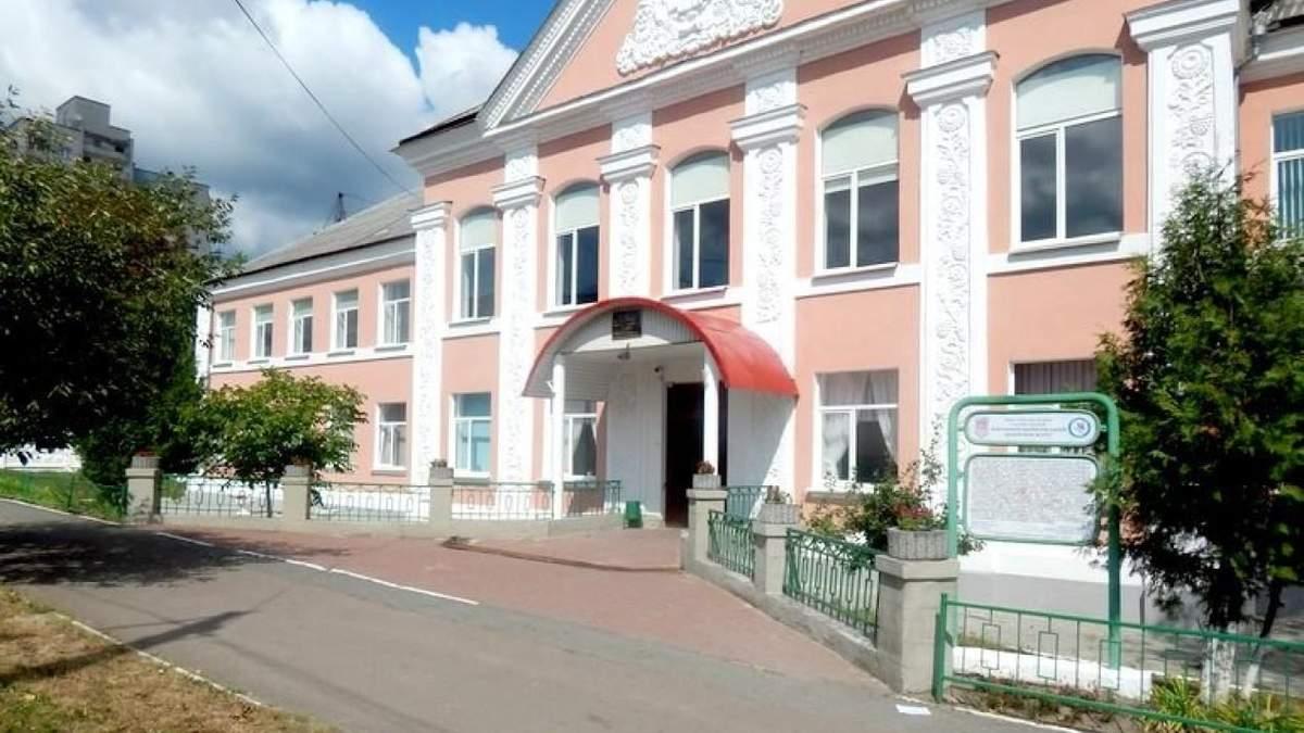 Школы в Житомире