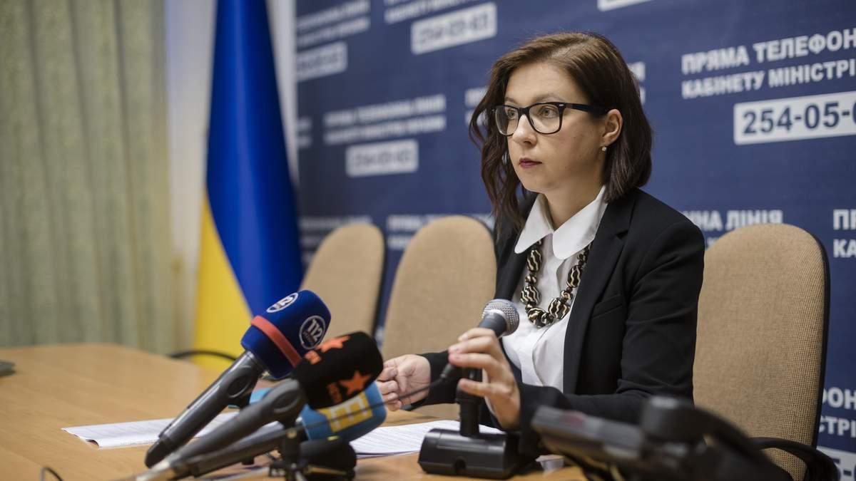Шкарлет планирует назначить девятого заместителя и сократить государственных экспертов, – Совсун