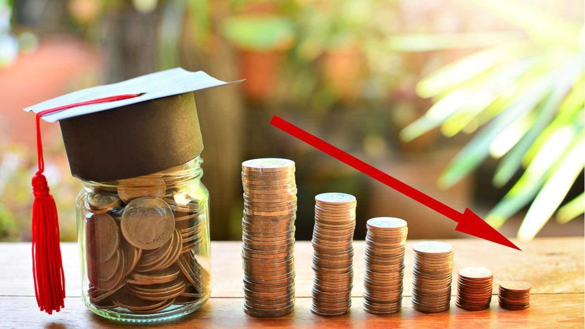 Кабмин хочет забрать у образования 4 миллиарда гривен: детали