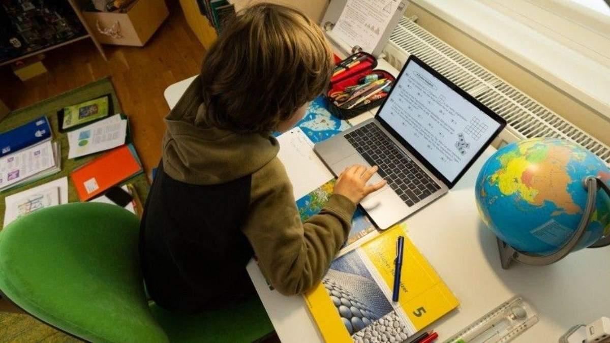 Навчання та робота шкіл під час локдауну в січні 2021: КМДА