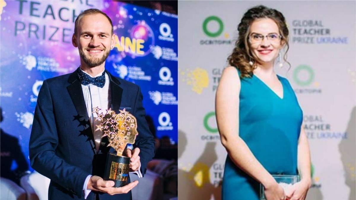 Украинцы попали в топ-50 лучших учителей мира: что о них известно